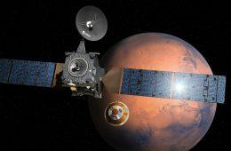 ExoMars – twarde lądowanie na Marsie obserwuje nasz człowiek z Europejskiego Centrum Operacji Kosmicznych!
