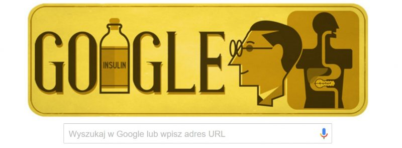 Frederick Banting, odkrywca insuliny. Rys. Google