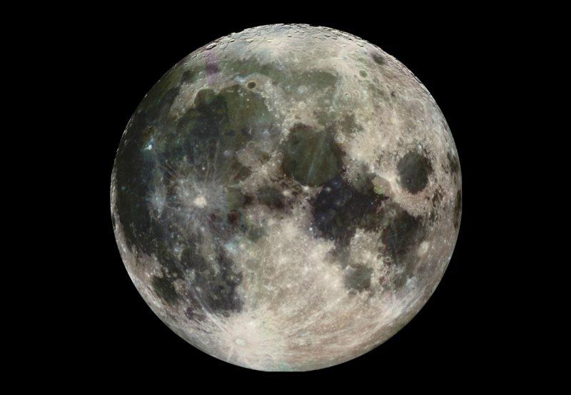 Księżyc czy superksiężyc? Fot. NASA/Wikimedia