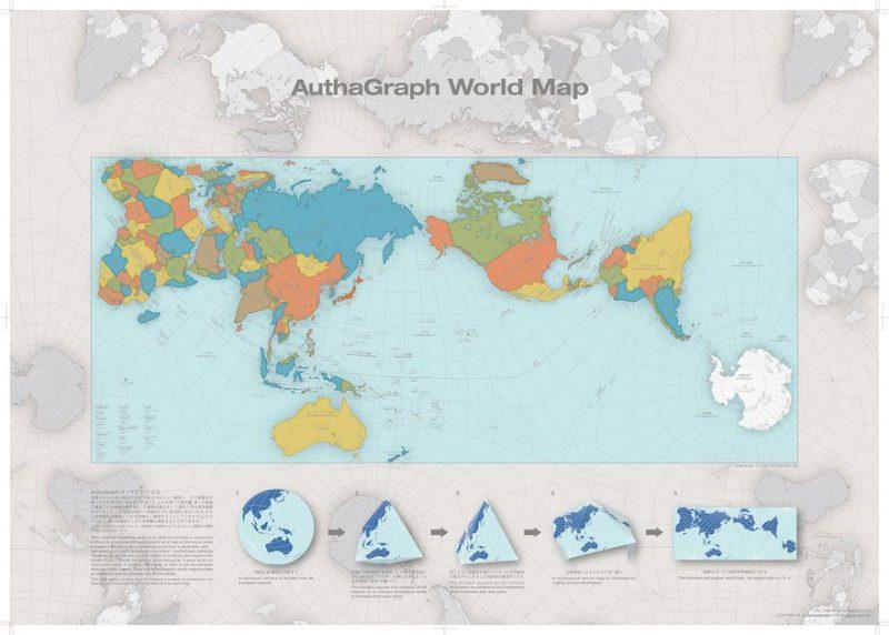 Mapa AutaGraph. Źródło: AutaGraph