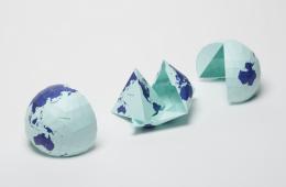 Mapa, która nie kłamie o wyglądzie Ziemi