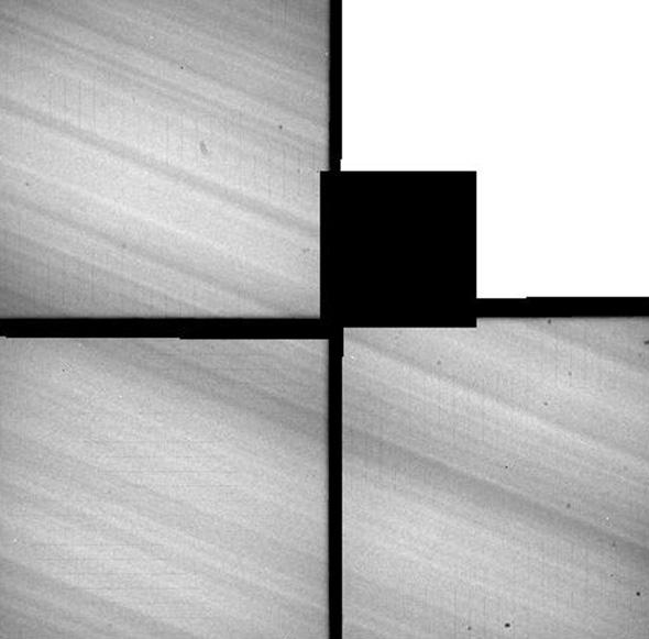 Zdjęcia Ziemi z teleskopu Hubble'a Fot.. Mark Clampin / NASA
