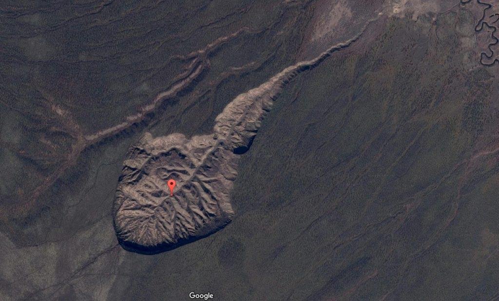 Batagaika Fot. Google Maps
