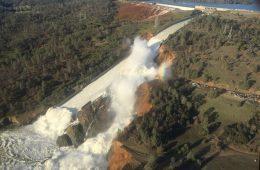 Katastrofa ekologiczna w Kalifornii? Zapora Oroville grozi zawaleniem