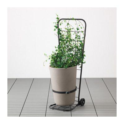 Wózek z kratką DUNSÖN Fot. IKEA