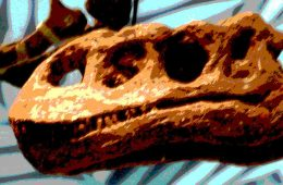 Odkryto tkanki miękkie dinozaura sprzed 195 mln lat!