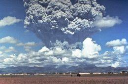 Gigantyczny wybuch wulkanu Pinatubo, który w 1991 roku ochłodził całą Ziemię