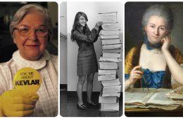 9 kobiet naukowców, o których prawdopodobnie nie słyszeliście (a warto)