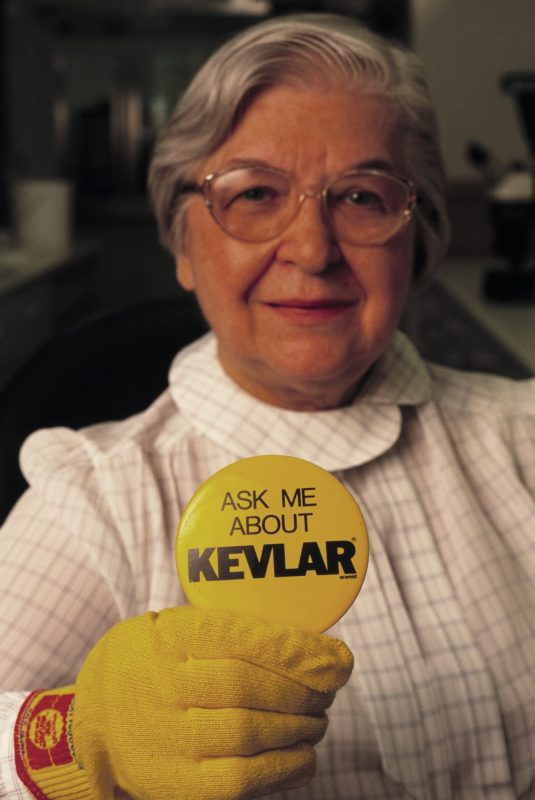 Stephanie Kwolek Fot. Smithsonian Institution