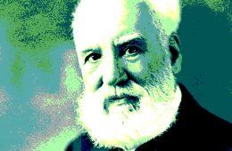 Aleksander Graham Bell zaskakująco trafnie sto lat temu przewidział przyszłość