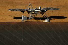"""Polski """"Kret"""" wwierci się 5 metrów pod powierzchnię Marsa"""