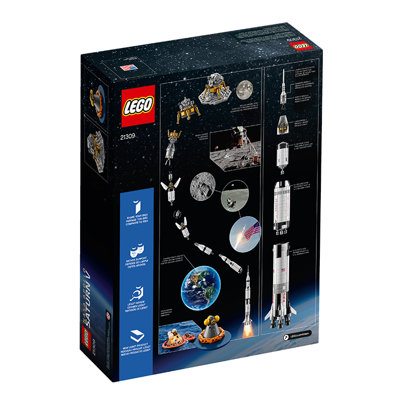 Zestaw LEGO Saturn V