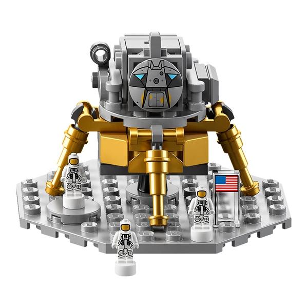 Zestaw LEGO Saturn V - lądownik księżycowy