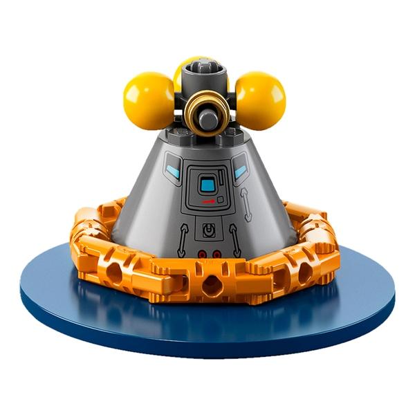 Zestaw LEGO Saturn V - wodowanie kapsuły