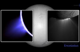 Na Enceladusie, księżycu Saturna, odkryto źródło energii dostępnej dla życia