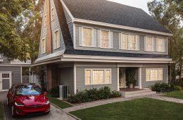 Prąd z dachówki – Tesla zaczyna sprzedawać ogniwa słoneczne
