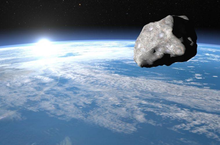 Jak przetrwać upadek asteroidy? Fot. materiały prasowe Discovery