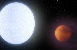 Odkryto planetę gorętszą niż większość gwiazd!