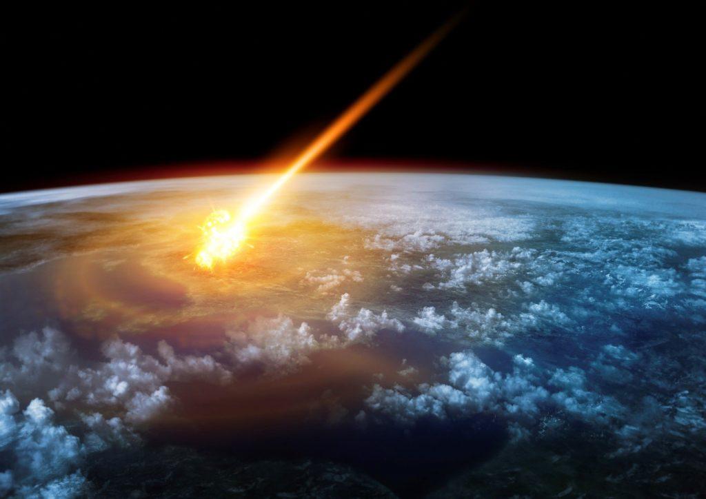 Asteroida z kategorii pogromców państw. Fot. materiały prasowe Discovery