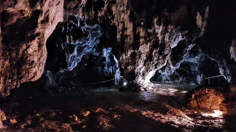 Wnętrze Jaskini Łokietka. Fot. Crazy Nauka