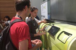 Polski kosz na śmiecie, który sam segreguje odpady – Bin-e