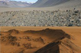 Jest na Ziemi takie miejsce, które bardzo przypomina Marsa