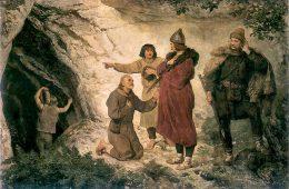 Legenda o Łokietku ukrywającym się w jaskini może być prawdą! Archeolodzy odkryli dowody