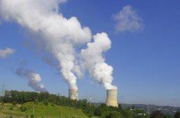 Elektrownia atomowa Tihange. Fot. © Traumrune / Wikimedia Commons / CC BY 3.0