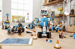 Lego Boost – testujemy najnowsze robotyczne klocki
