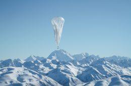 Po huraganie Maria Google dostarczy internet balonami