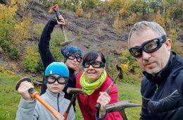 Jak znaleźliśmy agaty w wygasłym wulkanie w Polsce