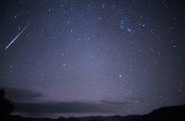 Orionidy 2017 – wkraczamy w maksimum tego roju meteorów
