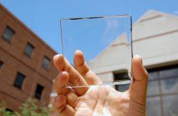 Przezroczyste panele słoneczne mogą zastąpić szyby w oknach