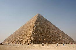 Nowe odkrycie w piramidzie Cheopsa – pierwsze takie od XIX wieku