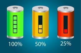 Jak dobrze ładować baterie* w telefonie i laptopie