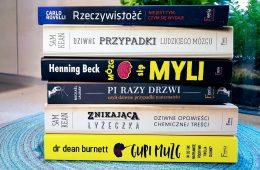 Uwaga, promocja gwiazdkowa na dobre książki popularnonaukowe!