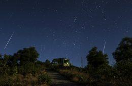 Geminidy 2017 – maksimum jednego z najaktywniejszych rojów meteorów