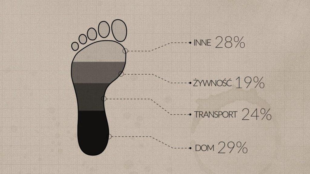 Z czego składa się ślad węglowy każdego człowieka? Fot. WWF Polska/YouTube
