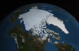 Dno oceanu obniża się pod masą wody uwalnianej z lodowców