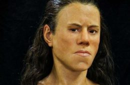Oto twarz nastolatki sprzed 9000 lat