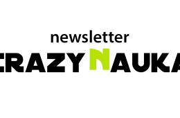 Newsletter Crazy Nauki