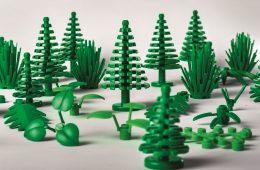 Klocki-rośliny LEGO będą robione z roślin