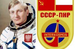 Co robił w kosmosie Mirosław Hermaszewski?