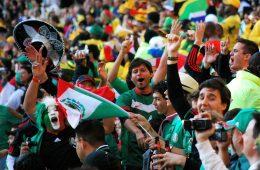 Kibice futbolu wywołali małe trzęsienie ziemi w Meksyku
