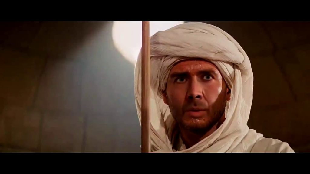 "Nicolas Cage w ""Indiana Jones""..."