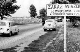 Epidemia ospy prawdziwej we Wrocławiu – dziś mija 55 lat