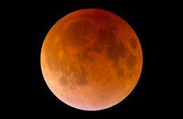 Fakty i mity – całkowite zaćmienie Księżyca 2018
