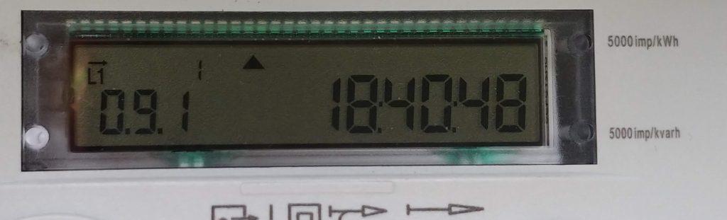 Nasz licznik prądu. Trwa walka, by cyfry po lewej zmieniały się jak najrzadziej