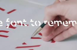 Sans Forgetica – dziwna czcionka, która pomoże zapamiętać czytane treści