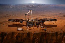 Polski Kret znów kopie na Marsie